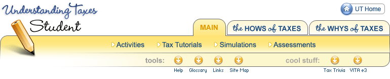 Understanding Taxes Student Site