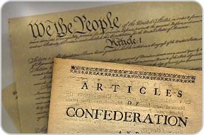 articles of confederation versus constitution essay
